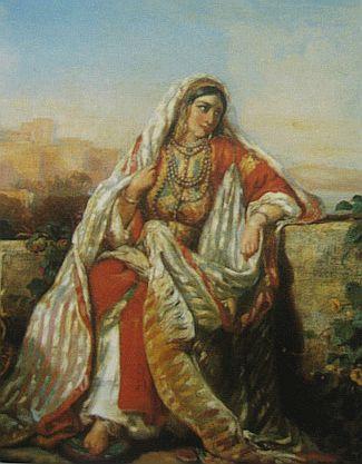 Costumes Traditionnels Des Juifs Du Maroc