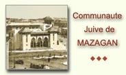 Les Juifs de Mazagan