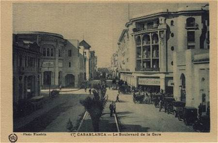 CARTES POSTALES ANCIENNES DE CASABLANCA collection Soly Anidjar - Page 3 POSTE