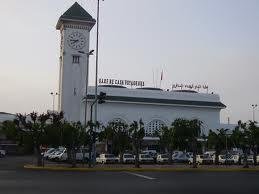 Gare de Casa voygeur Boulevard Mohamed 5.jpg