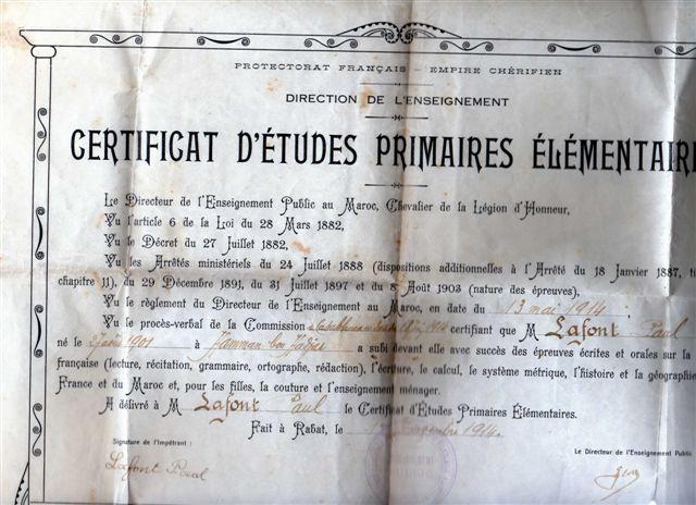 CertificatEtudedsPaulLafont1914.jpg