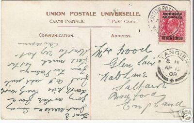 POST CARD OF MAZZAGAN 1920.jpg