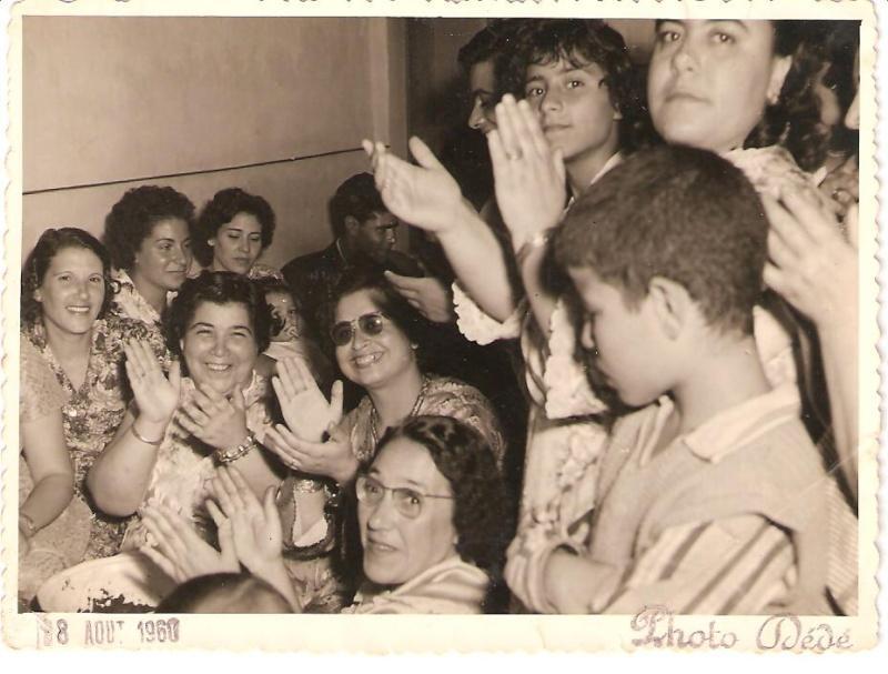 Mazaganaises en fete aug.1960.jpg