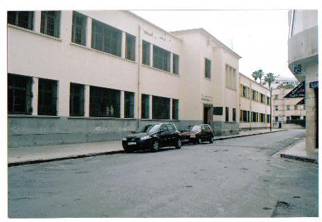 ECOLE CHARCOT CASABLANCA Charcot2005