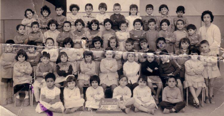 ECOLE CHARCOT CASABLANCA Maternelle_charcot_1959_60b